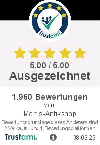 Trustami Vertrauenssiegel Box von Lutz Krieger