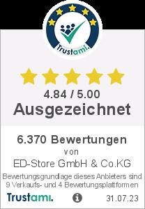 Trustami Vertrauenssiegel Box von Ed Store GmbH & Co KG