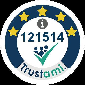 Trustami Vertrauenssiegel (Mini) von Kirchner GmbH