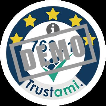 Trustami Vertrauenssiegel von hair-shop24.net
