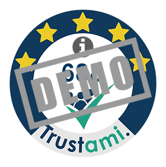 Trustami Vertrauenssiegel von Trelimoni