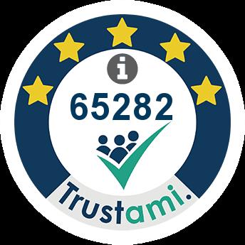 Trustami Vertrauenssiegel (Mini)