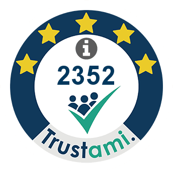 Trustami Trust badge (Mini) of GB-Tuning