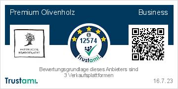 Trustami Vertrauenssiegel (Kompakt) von Eat24 GmbH